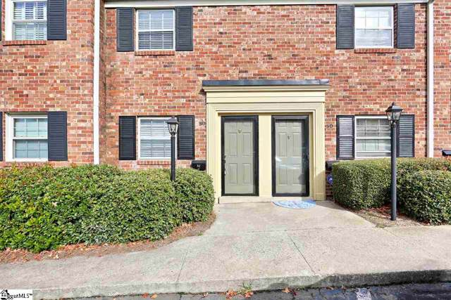 2530 E North Street Unit 3C, Greenville, SC 29615 (#1407012) :: The Toates Team