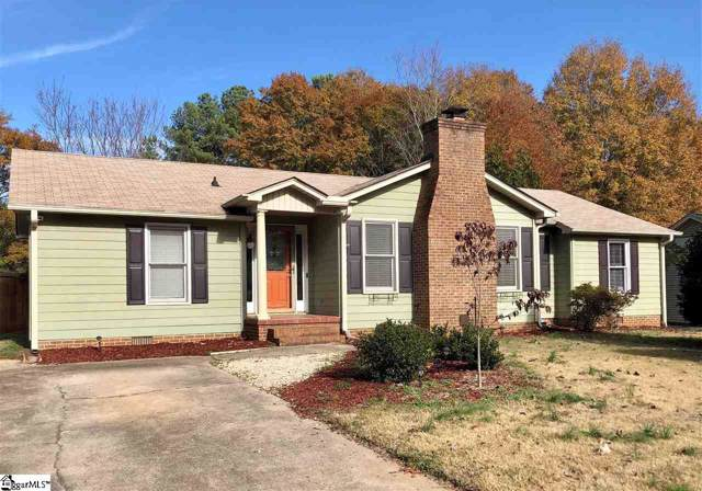 203 Manassas Drive, Simpsonville, SC 29681 (#1407016) :: RE/MAX RESULTS