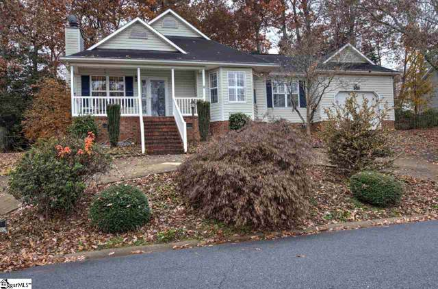 302 Oak Valley Drive, Simpsonville, SC 29681 (#1407047) :: Coldwell Banker Caine