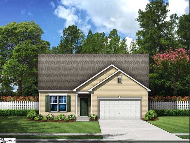 443 White Peach Way Lot 58, Duncan, SC 29334 (#1407091) :: Coldwell Banker Caine