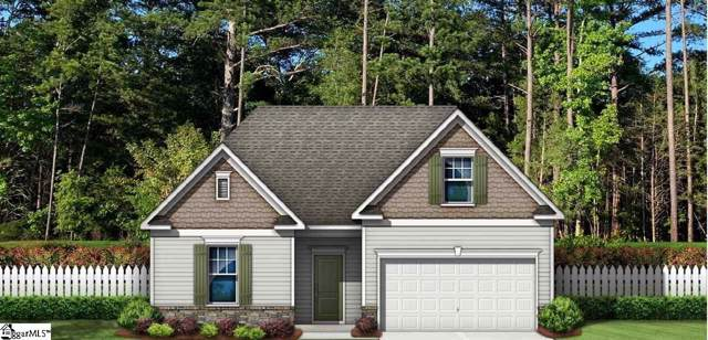 439 White Peach Way Lot 59, Duncan, SC 29334 (#1407093) :: Coldwell Banker Caine