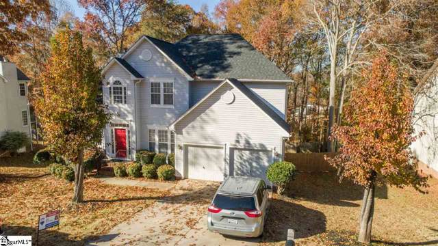 134 Timberleaf Drive, Duncan, SC 29334 (#1407109) :: Hamilton & Co. of Keller Williams Greenville Upstate