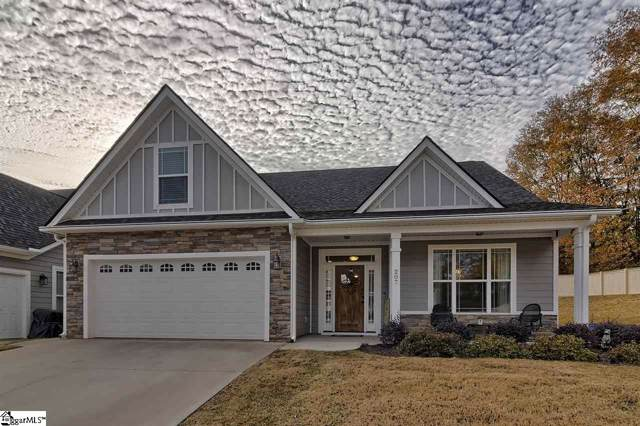 207 Rock Slide Court, Taylors, SC 29687 (#1407140) :: Hamilton & Co. of Keller Williams Greenville Upstate