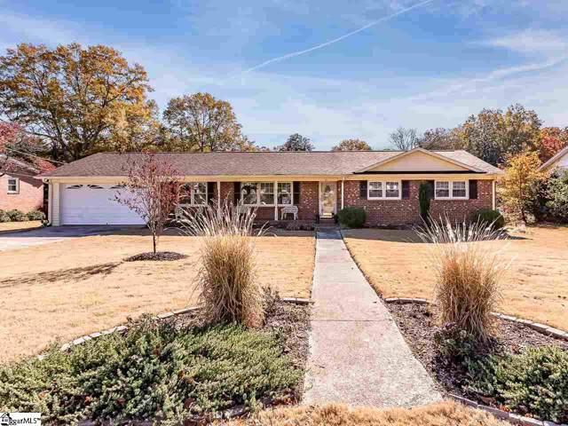 711 Confederate Circle, Taylors, SC 29687 (#1407142) :: Hamilton & Co. of Keller Williams Greenville Upstate