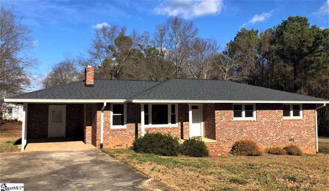 201 Pine Forest Drive, Belton, SC 29627 (#1407151) :: Hamilton & Co. of Keller Williams Greenville Upstate