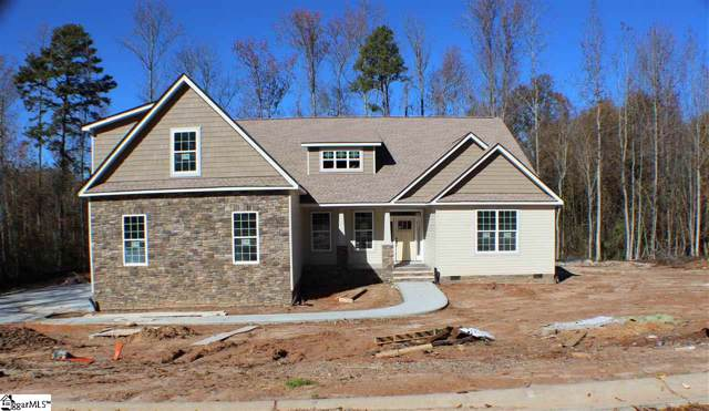 110 Mckenna Drive Lot 42, Pelzer, SC 29669 (#1407156) :: Hamilton & Co. of Keller Williams Greenville Upstate