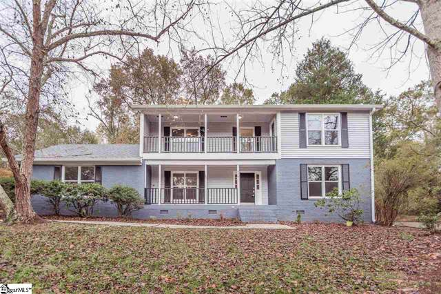816 Plantation Drive, Simpsonville, SC 29681 (#1407162) :: Hamilton & Co. of Keller Williams Greenville Upstate