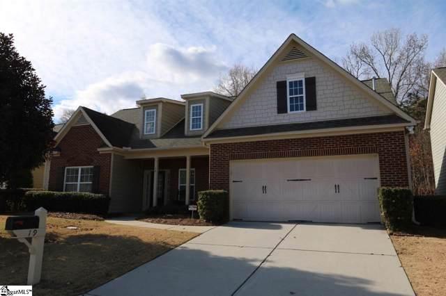 19 Raven Falls Lane, Simpsonville, SC 29681 (#1407209) :: Hamilton & Co. of Keller Williams Greenville Upstate