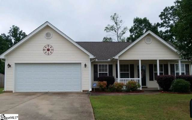 764 White Cloud Drive, Lyman, SC 29365 (#1407220) :: Hamilton & Co. of Keller Williams Greenville Upstate