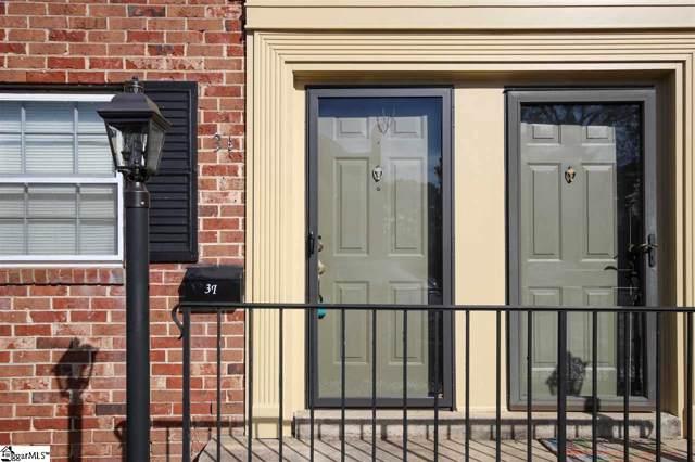2530 E North Street Unit 3-I, Greenville, SC 29615 (#1407239) :: Mossy Oak Properties Land and Luxury