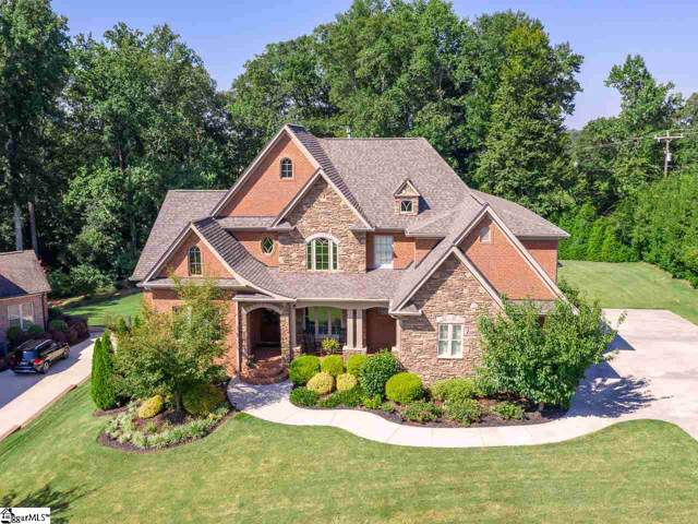 504 Verdae Drive, Spartanburg, SC 29301 (#1407245) :: Hamilton & Co. of Keller Williams Greenville Upstate