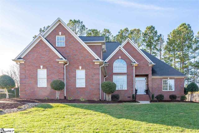 638 Mosswood Lane, Spartanburg, SC 29301 (#1407254) :: Hamilton & Co. of Keller Williams Greenville Upstate