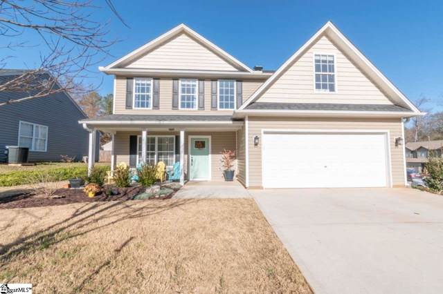 313 Brenley Lane, Easley, SC 29642 (#1407272) :: RE/MAX RESULTS
