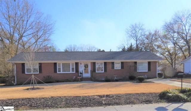 707 Confederate Circle, Taylors, SC 29687 (#1407280) :: Hamilton & Co. of Keller Williams Greenville Upstate