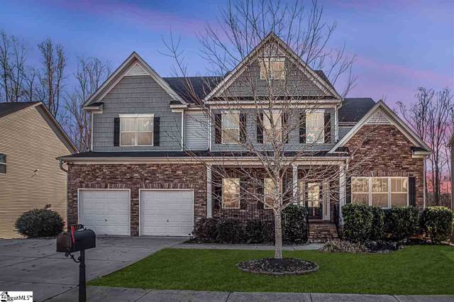 122 Creek Shoals Drive, Simpsonville, SC 29681 (#1407292) :: RE/MAX RESULTS