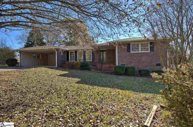 609 Parkwood Drive, Anderson, SC 29625 (#1407343) :: Hamilton & Co. of Keller Williams Greenville Upstate
