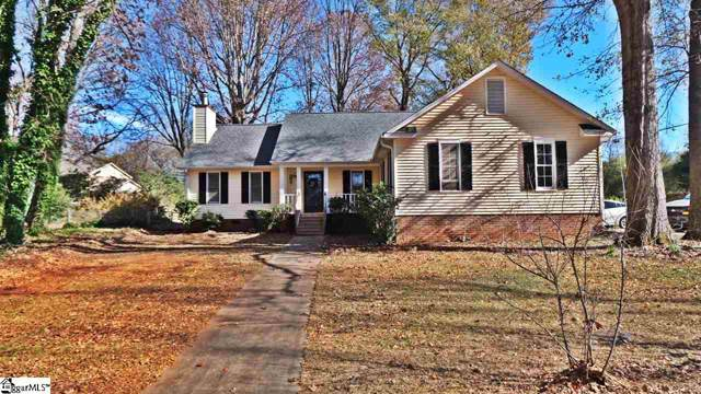 125 Valley Forge Drive, Greer, SC 29650 (#1407362) :: Coldwell Banker Caine