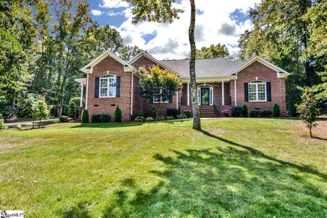 16 Knob Creek Court, Greer, SC 29651 (#1407365) :: RE/MAX RESULTS