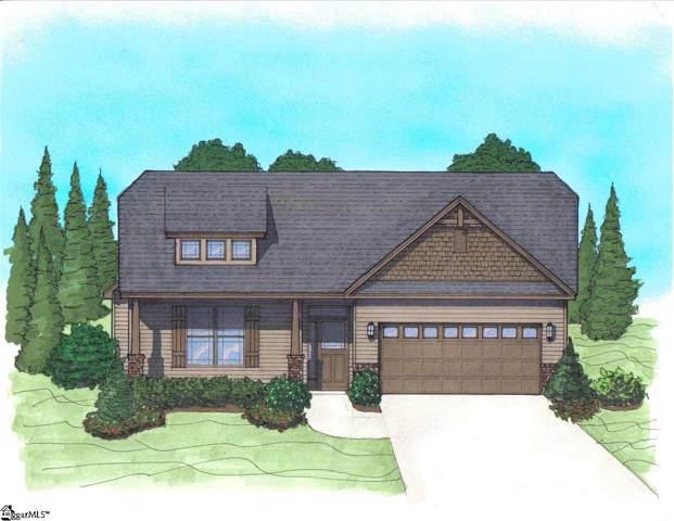 11 Forest Ridge Way Lot 5, Greenville, SC 29617 (#1407379) :: Hamilton & Co. of Keller Williams Greenville Upstate