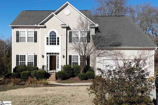109 Hydrangea Way, Simpsonville, SC 29681 (#1407389) :: RE/MAX RESULTS