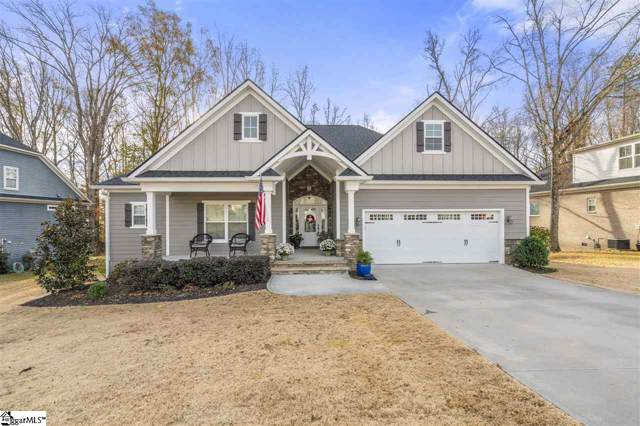 106 Cravens Creek Court, Piedmont, SC 29673 (#1407390) :: Hamilton & Co. of Keller Williams Greenville Upstate