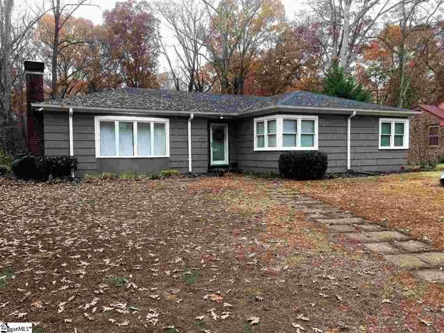 172 W Park Drive, Spartanburg, SC 29306 (#1407396) :: Hamilton & Co. of Keller Williams Greenville Upstate