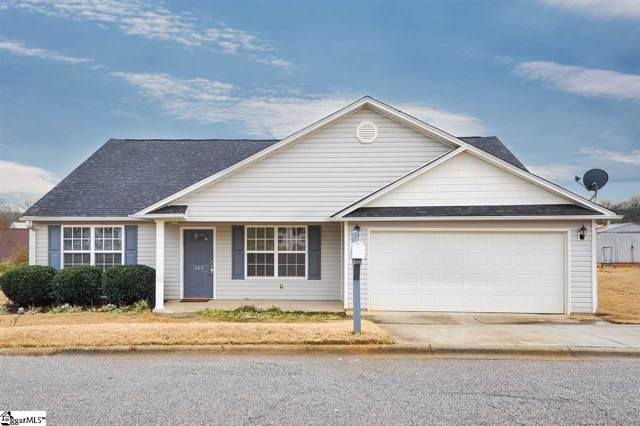 603 Duncan Station Road, Duncan, SC 29334 (#1407425) :: The Toates Team