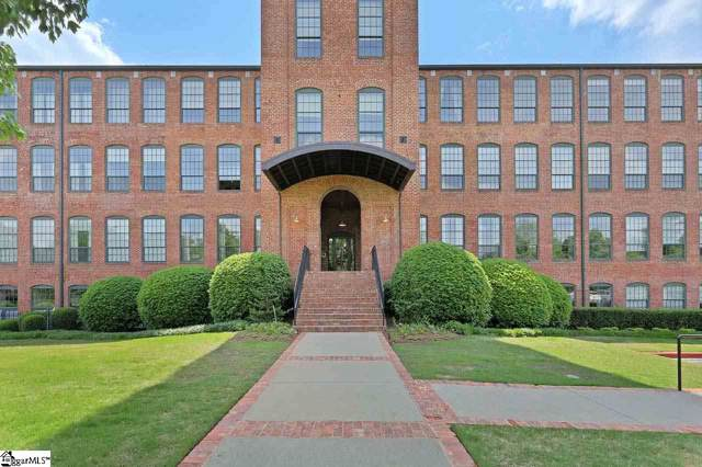 400 Mills Avenue Unit 410, Greenville, SC 29605 (#1407426) :: The Robby Brady Team