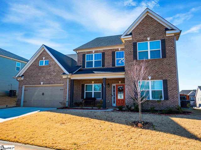 741 Ashdale Way, Greer, SC 29651 (#1407437) :: Parker Group