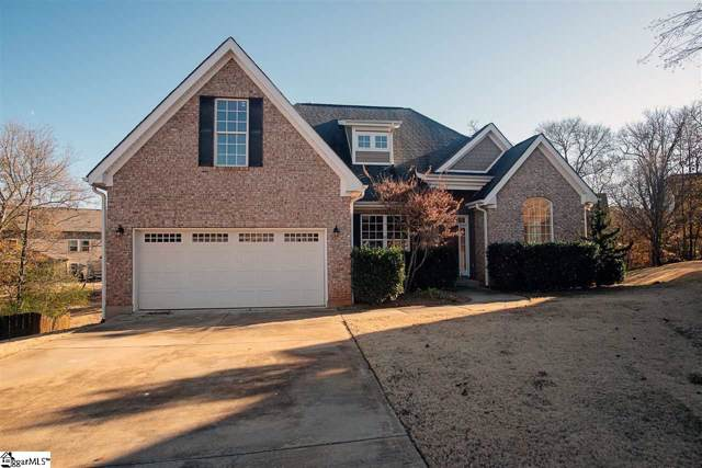 618 Garden Rose Court, Greer, SC 29651 (#1407440) :: Parker Group