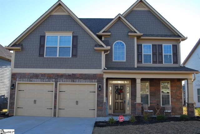 104 Crowned Eagle Drive, Taylors, SC 29687 (#1407444) :: Hamilton & Co. of Keller Williams Greenville Upstate