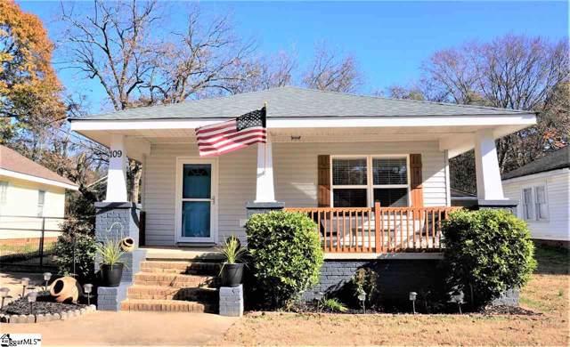 109 Chandler Street, Greenville, SC 29609 (#1407466) :: Hamilton & Co. of Keller Williams Greenville Upstate