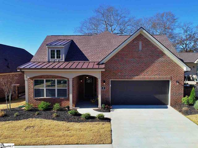 31 Layken Lane, Simpsonville, SC 29680 (#1407470) :: Connie Rice and Partners