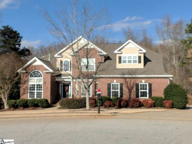 135 Walkers Bluff Road, Boiling Springs, SC 29316 (#1407476) :: Connie Rice and Partners