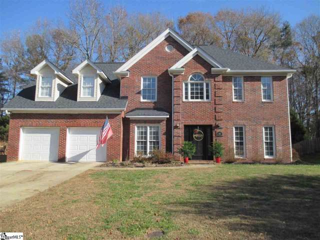 106 Planterswood Court, Greenville, SC 29615 (#1407490) :: Hamilton & Co. of Keller Williams Greenville Upstate