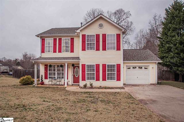 1 Reagan Way, Fountain Inn, SC 29644 (#1407494) :: Hamilton & Co. of Keller Williams Greenville Upstate