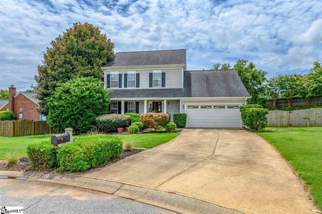 407 Weeping Willow Court, Greer, SC 29651 (#1407498) :: Connie Rice and Partners