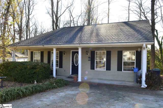 304 Tollgate Road, Simpsonville, SC 29681 (#1407514) :: RE/MAX RESULTS
