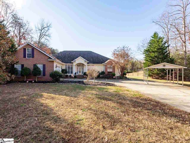 211 W Magill Court, Greer, SC 29651 (#1407531) :: Hamilton & Co. of Keller Williams Greenville Upstate
