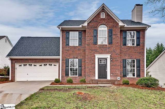 314 Riverside Chase Circle, Greer, SC 29650 (#1407567) :: Connie Rice and Partners