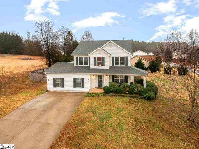 2 Hartman Road, Greer, SC 29651 (#1407603) :: Connie Rice and Partners