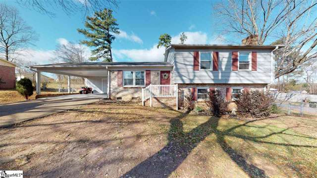 111 Hickory Hill Drive, Inman, SC 29349 (#1407613) :: Coldwell Banker Caine