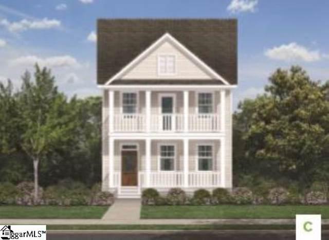 112 Townsend Avenue, Greer, SC 29651 (#1407668) :: J. Michael Manley Team