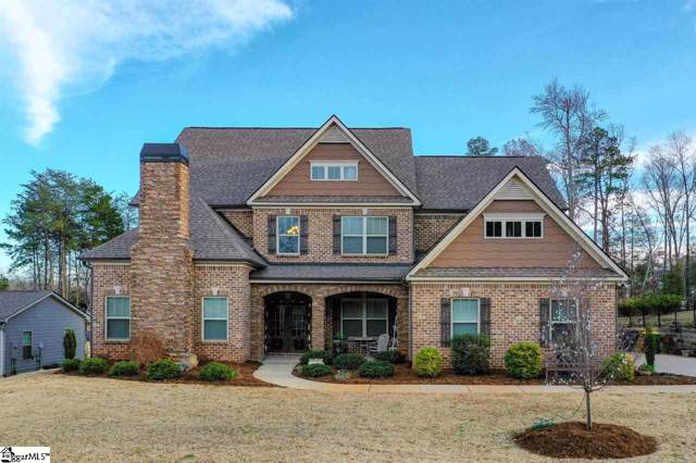 10 Knotty Pine Court, Fountain Inn, SC 29644 (#1407676) :: J. Michael Manley Team