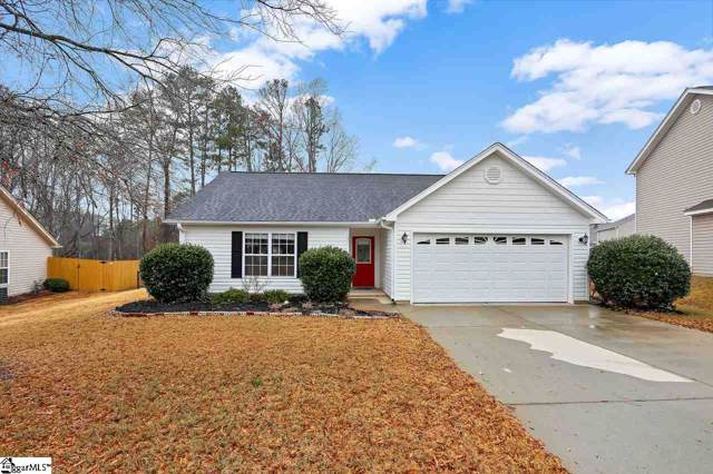 157 Maximus Drive, Greer, SC 29651 (#1407680) :: Coldwell Banker Caine