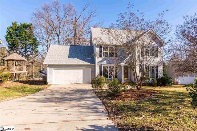 107 Wolf Creek Court, Greenville, SC 29609 (#1407717) :: Connie Rice and Partners