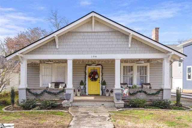 104 Ladson Street, Greenville, SC 29605 (#1407720) :: Coldwell Banker Caine