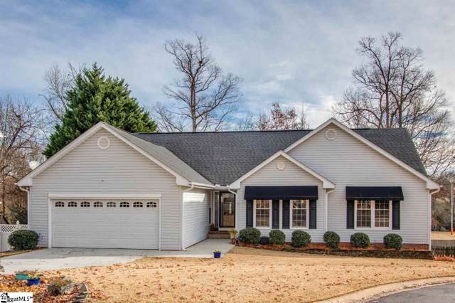 13 Hickory Hollow Court, Greenville, SC 29607 (#1407721) :: Hamilton & Co. of Keller Williams Greenville Upstate