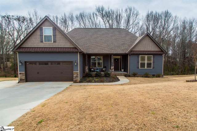 105 Edwards Springs Way, Taylors, SC 29687 (#1407723) :: Hamilton & Co. of Keller Williams Greenville Upstate