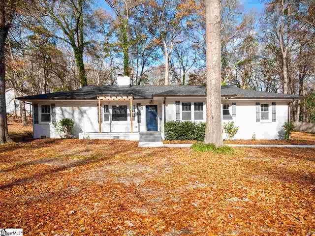 203 Terrace Circle, Simpsonville, SC 29680 (#1407740) :: Parker Group